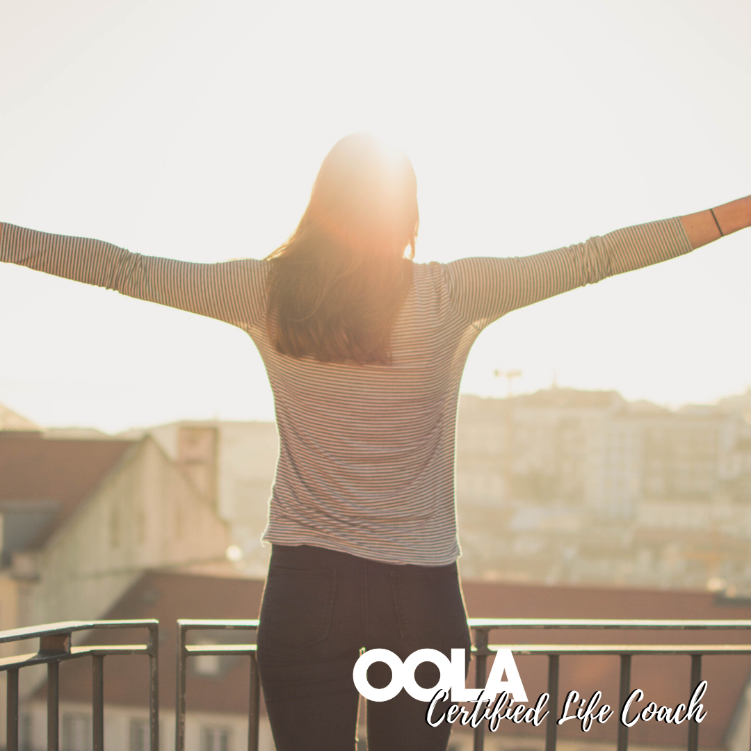 Become an Oola Certified Life Coach from Positively Powerful Life