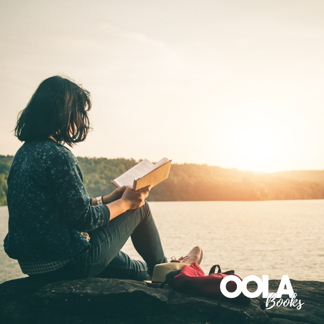 Oola Books from Positively Powerful Life