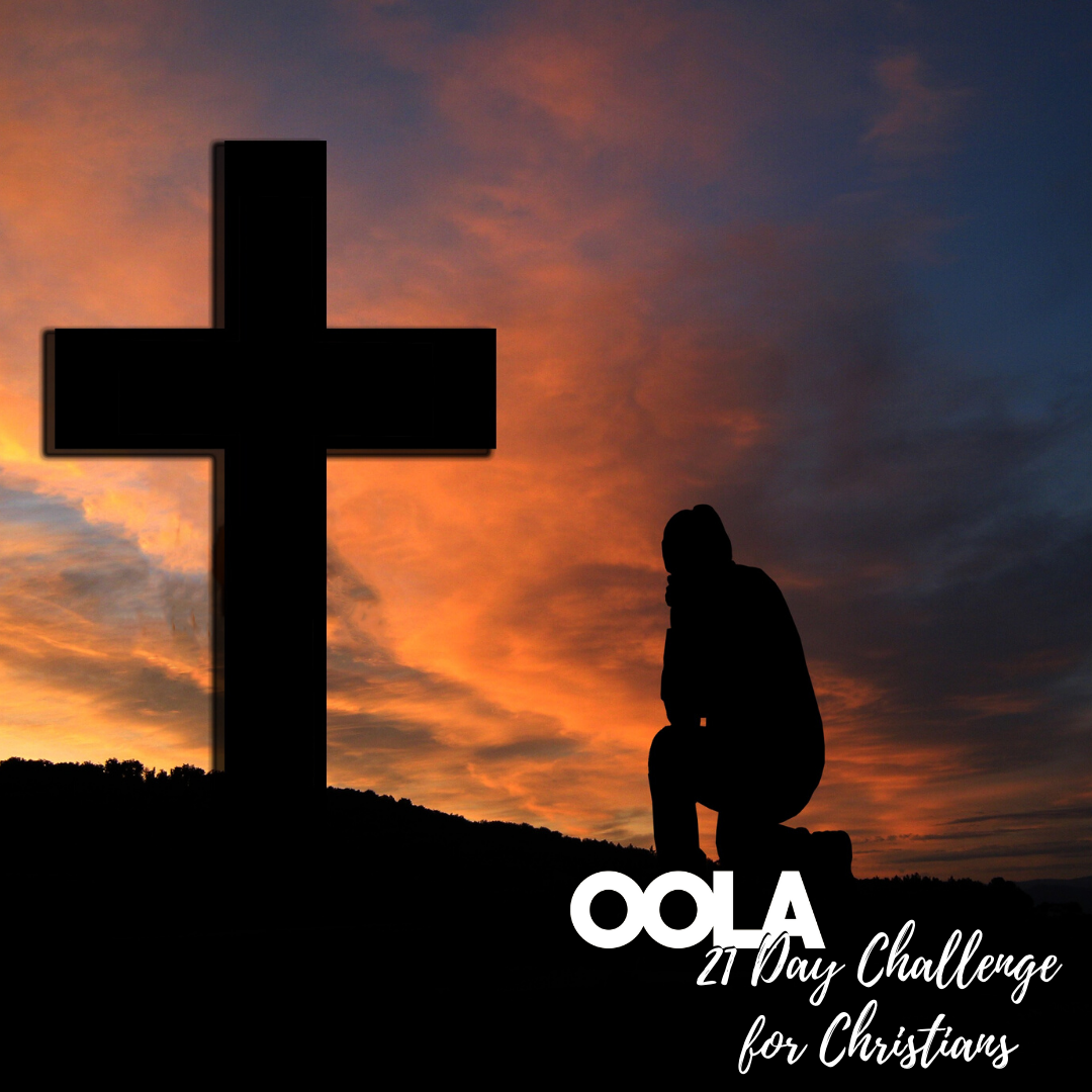 The Oola 21 Day Challenge for Christians from Positively Powerful Life